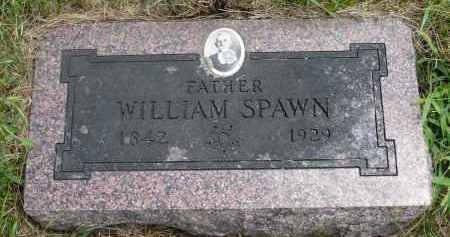 SPAWN, WILLIAM - Moody County, South Dakota   WILLIAM SPAWN - South Dakota Gravestone Photos