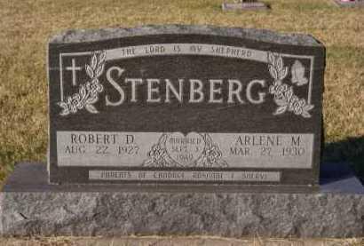 STENBERG, ARLENE M - Moody County, South Dakota | ARLENE M STENBERG - South Dakota Gravestone Photos