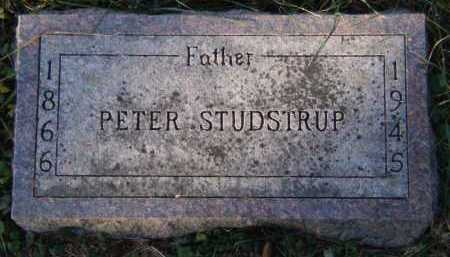 STUDSTRUP, PETER - Moody County, South Dakota | PETER STUDSTRUP - South Dakota Gravestone Photos
