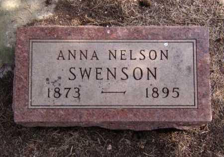 SWENSON, ANNA - Moody County, South Dakota | ANNA SWENSON - South Dakota Gravestone Photos