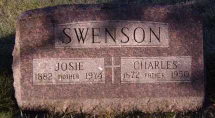 SWENSON, CHARLES - Moody County, South Dakota | CHARLES SWENSON - South Dakota Gravestone Photos