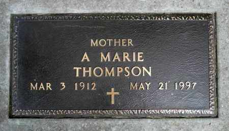 THOMPSON, A. MARIE - Moody County, South Dakota | A. MARIE THOMPSON - South Dakota Gravestone Photos
