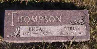 THOMPSON, ENGA - Moody County, South Dakota | ENGA THOMPSON - South Dakota Gravestone Photos