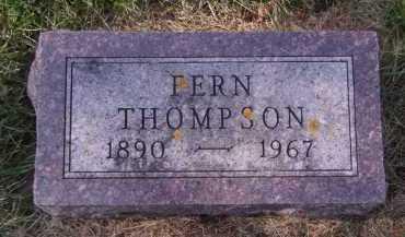 THOMPSON, FERN - Moody County, South Dakota   FERN THOMPSON - South Dakota Gravestone Photos