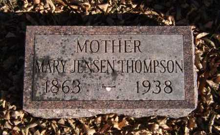 THOMPSON, MARY - Moody County, South Dakota | MARY THOMPSON - South Dakota Gravestone Photos