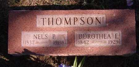THOMPSON, NELS P. - Moody County, South Dakota | NELS P. THOMPSON - South Dakota Gravestone Photos