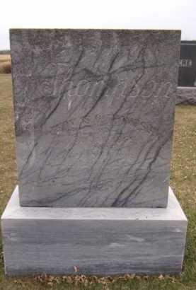 THOMPSON, THOMAS O - Moody County, South Dakota | THOMAS O THOMPSON - South Dakota Gravestone Photos