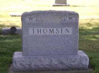 THOMSEN, FAMILY - Moody County, South Dakota | FAMILY THOMSEN - South Dakota Gravestone Photos