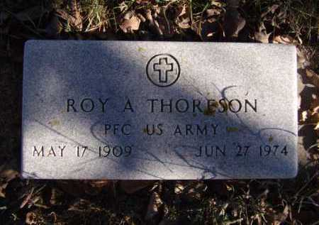 THORESON, ROY A - Moody County, South Dakota | ROY A THORESON - South Dakota Gravestone Photos