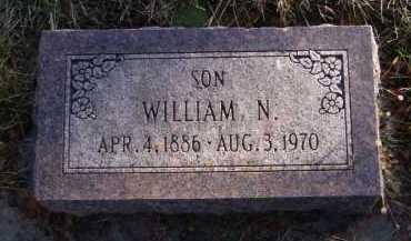 TROUP, WILLIAM N - Moody County, South Dakota | WILLIAM N TROUP - South Dakota Gravestone Photos