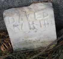 JOHNSON, DAVID - Moody County, South Dakota | DAVID JOHNSON - South Dakota Gravestone Photos