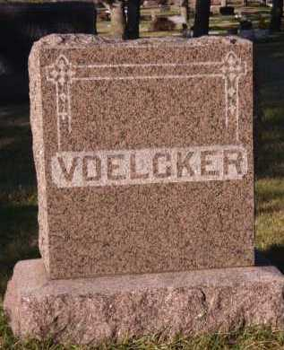 VOELCKER, FAMILY - Moody County, South Dakota | FAMILY VOELCKER - South Dakota Gravestone Photos