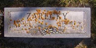 ZAREKCY, META E - Moody County, South Dakota | META E ZAREKCY - South Dakota Gravestone Photos
