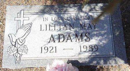LAKE ADAMS, LILLIAN - Pennington County, South Dakota   LILLIAN LAKE ADAMS - South Dakota Gravestone Photos
