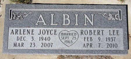 HARMDIERKS ALBIN, ARLENE JOYCE - Pennington County, South Dakota | ARLENE JOYCE HARMDIERKS ALBIN - South Dakota Gravestone Photos