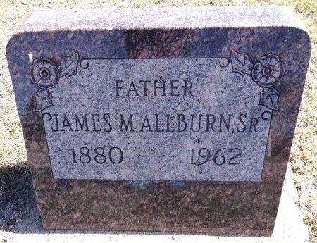ALLBURN, SR., JAMES - Pennington County, South Dakota | JAMES ALLBURN, SR. - South Dakota Gravestone Photos