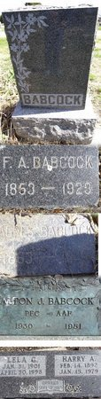 BABCOCK, HARRY - Pennington County, South Dakota | HARRY BABCOCK - South Dakota Gravestone Photos
