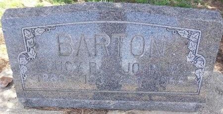 BARTON, JOHN - Pennington County, South Dakota | JOHN BARTON - South Dakota Gravestone Photos