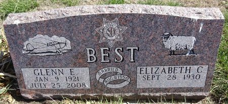 BEST, ELIZABETH - Pennington County, South Dakota | ELIZABETH BEST - South Dakota Gravestone Photos