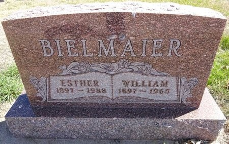 FREIBERG BIELMAIER, ESTHER - Pennington County, South Dakota | ESTHER FREIBERG BIELMAIER - South Dakota Gravestone Photos