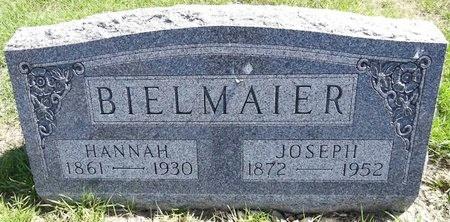 BIELMAIER, HANNAH - Pennington County, South Dakota | HANNAH BIELMAIER - South Dakota Gravestone Photos