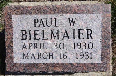 BIELMAIER, PAUL - Pennington County, South Dakota | PAUL BIELMAIER - South Dakota Gravestone Photos