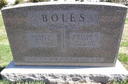 BOLES, WILLIAM - Pennington County, South Dakota | WILLIAM BOLES - South Dakota Gravestone Photos