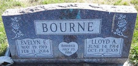 BOURNE, LLOYD - Pennington County, South Dakota | LLOYD BOURNE - South Dakota Gravestone Photos