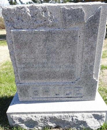 BRUCE, BERTHA - Pennington County, South Dakota | BERTHA BRUCE - South Dakota Gravestone Photos