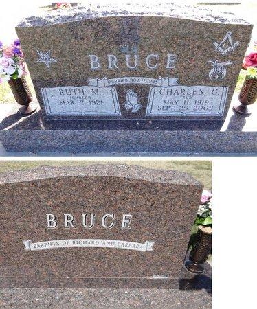 JOHNSON BRUCE, RUTH - Pennington County, South Dakota | RUTH JOHNSON BRUCE - South Dakota Gravestone Photos