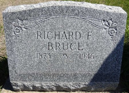 BRUCE, RICHARD - Pennington County, South Dakota | RICHARD BRUCE - South Dakota Gravestone Photos