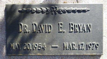 BRYAN, DAVID - Pennington County, South Dakota   DAVID BRYAN - South Dakota Gravestone Photos