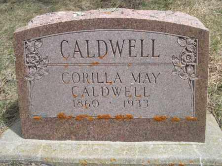 CALDWELL, CORILLA MAY - Pennington County, South Dakota | CORILLA MAY CALDWELL - South Dakota Gravestone Photos