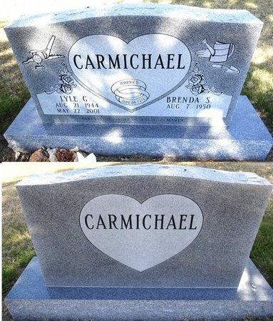 CARMICHAEL, LYLE - Pennington County, South Dakota | LYLE CARMICHAEL - South Dakota Gravestone Photos