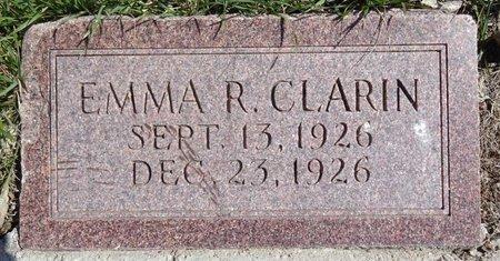CLARIN, EMMA - Pennington County, South Dakota | EMMA CLARIN - South Dakota Gravestone Photos