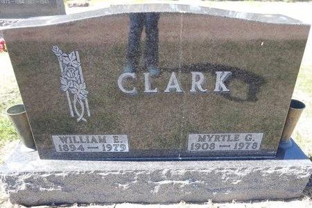 CLARK, WILLIAM - Pennington County, South Dakota | WILLIAM CLARK - South Dakota Gravestone Photos