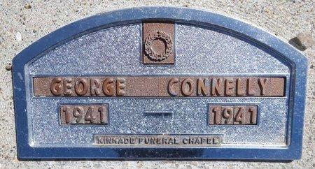 CONNELLY, GEORGE - Pennington County, South Dakota | GEORGE CONNELLY - South Dakota Gravestone Photos
