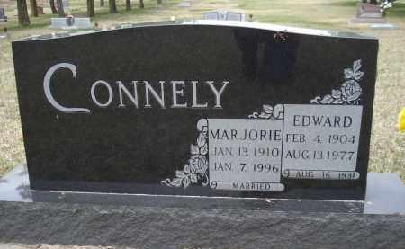CONNELY, EDWARD - Pennington County, South Dakota | EDWARD CONNELY - South Dakota Gravestone Photos