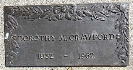 CRAWFORD, DOROTHY - Pennington County, South Dakota | DOROTHY CRAWFORD - South Dakota Gravestone Photos