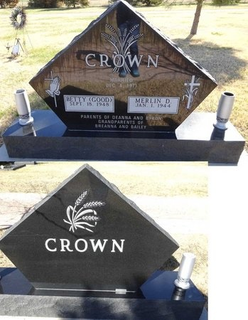 CROWN, BETTY - Pennington County, South Dakota | BETTY CROWN - South Dakota Gravestone Photos