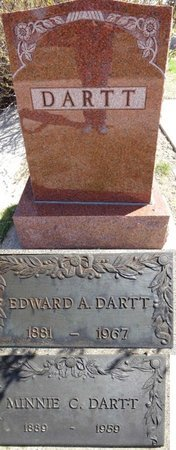 DARTT, MINNIE - Pennington County, South Dakota | MINNIE DARTT - South Dakota Gravestone Photos