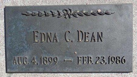 DEAN, EDNA - Pennington County, South Dakota | EDNA DEAN - South Dakota Gravestone Photos