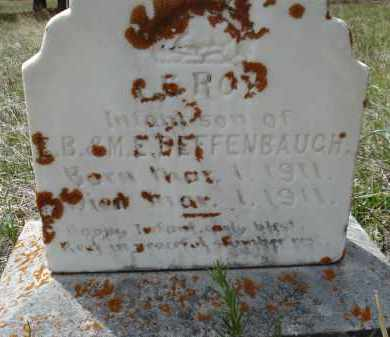 DEFFENBAUCH, LEROY - Pennington County, South Dakota | LEROY DEFFENBAUCH - South Dakota Gravestone Photos