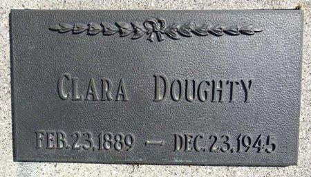 DOUGHTY, CLARA - Pennington County, South Dakota   CLARA DOUGHTY - South Dakota Gravestone Photos