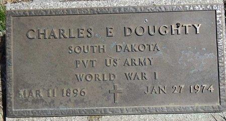 DOUGHTY, CHARLES - Pennington County, South Dakota | CHARLES DOUGHTY - South Dakota Gravestone Photos