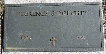 DOUGHTY, FLORENCE - Pennington County, South Dakota | FLORENCE DOUGHTY - South Dakota Gravestone Photos