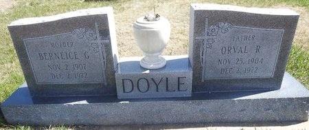 DOYLE, BERNEICE - Pennington County, South Dakota | BERNEICE DOYLE - South Dakota Gravestone Photos