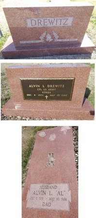 DREWITZ, ALVIN - Pennington County, South Dakota | ALVIN DREWITZ - South Dakota Gravestone Photos