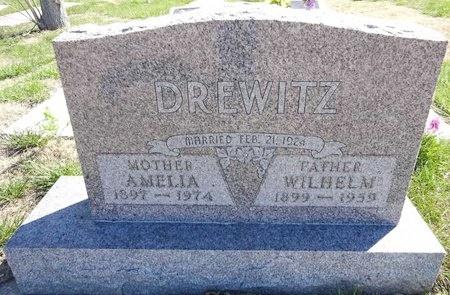 DREWITZ, AMELIA - Pennington County, South Dakota | AMELIA DREWITZ - South Dakota Gravestone Photos