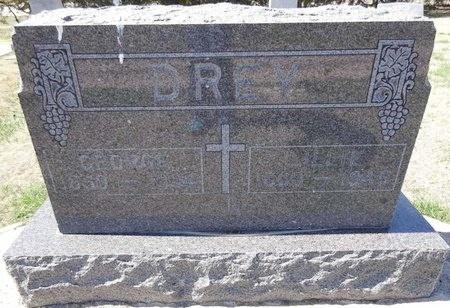 DREY, GEORGE - Pennington County, South Dakota   GEORGE DREY - South Dakota Gravestone Photos